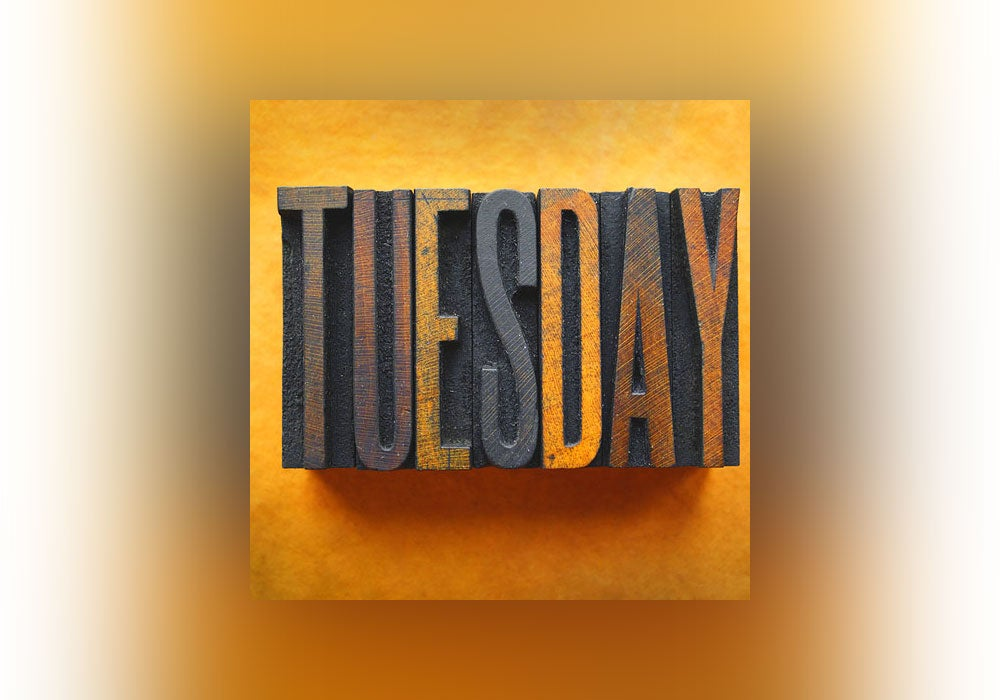 Tuesday Is Named For A One-handed God Named Tiw - Everything After Z