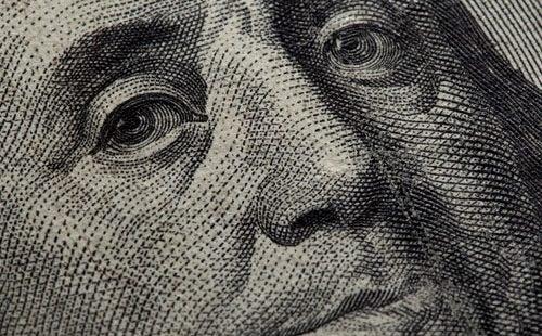 benjamin franklin, money