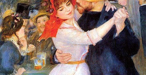 courtship, dancing