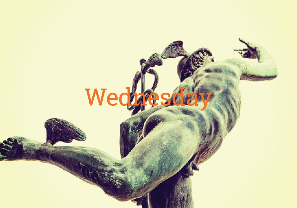 Who Is Wednesday Named For? - Everything After Z by
