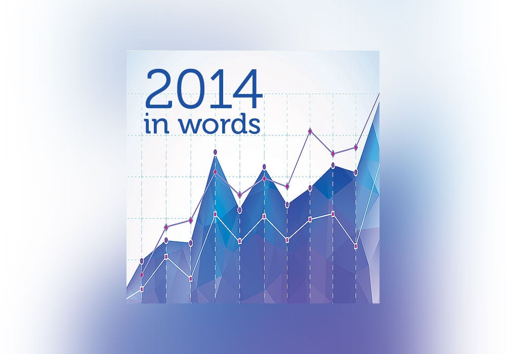 11 Trending Words of 2014