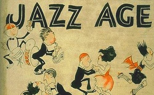 tales of the jazz age, book cover