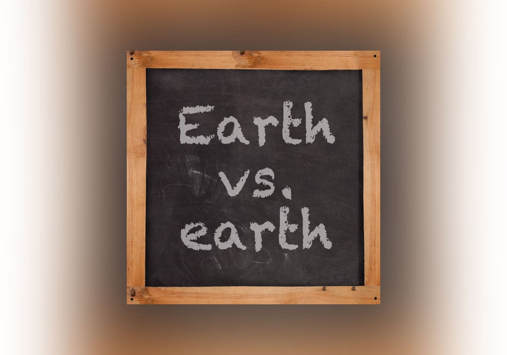 When To Capitalize Earth Everything After Z By