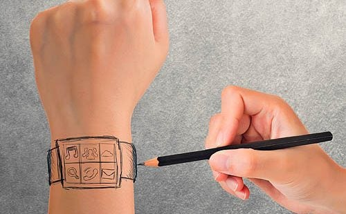 wearable, drawing