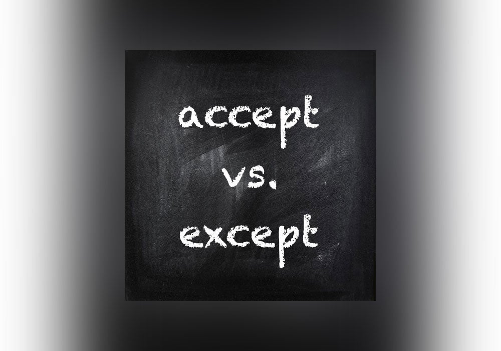 Accept vs except everything after z by dictionary stopboris Choice Image