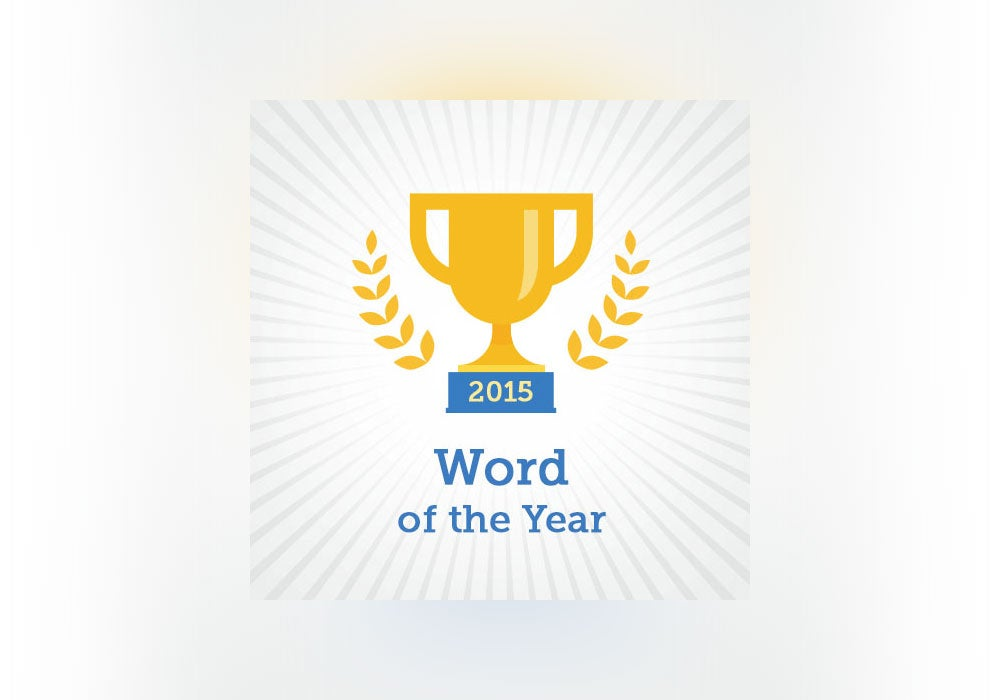 Dictionary com's 2015 Word Of The Year: Identity