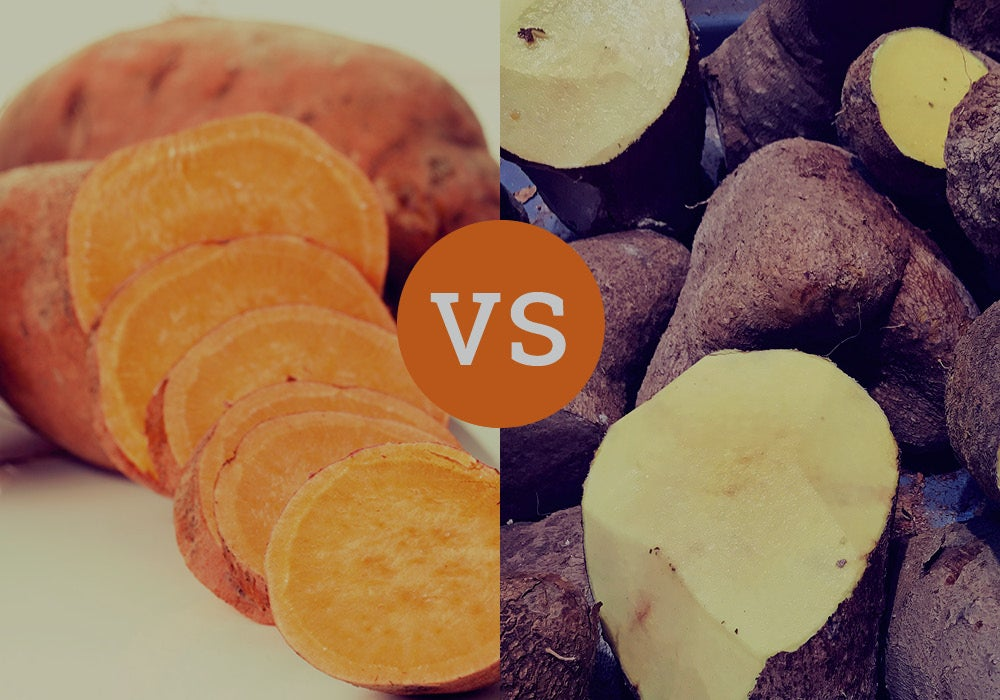 Yams Vs. Sweet Potatoes: What's The Difference?