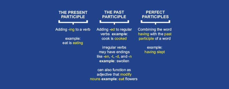 What Are Participles And How Do You Use Them? – Dictionary.com