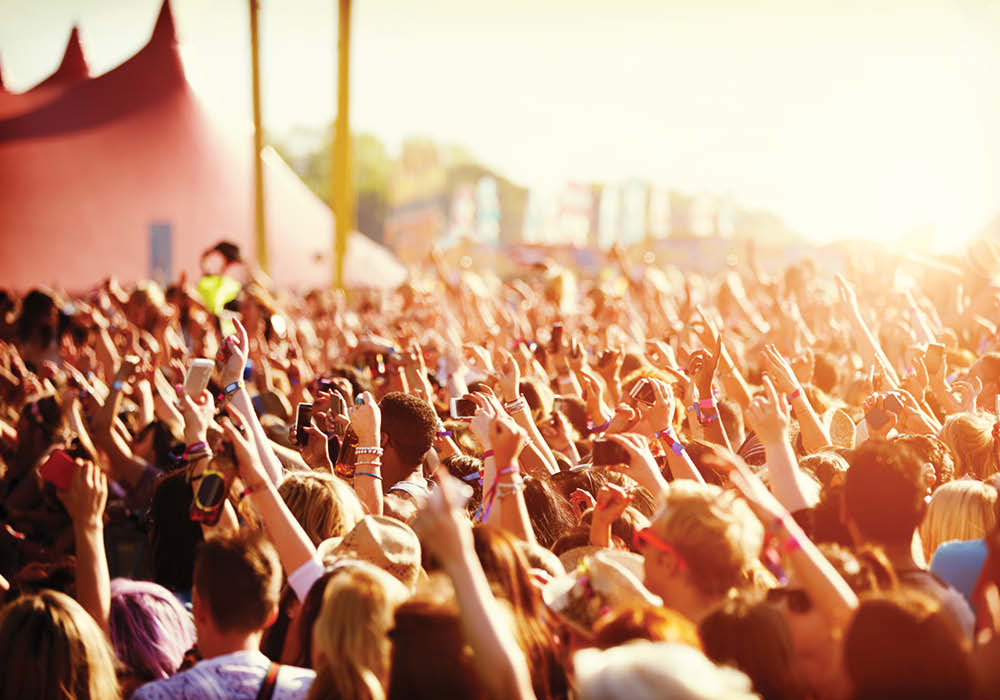 8 Music Festival Names That Rock - Everything After Z by