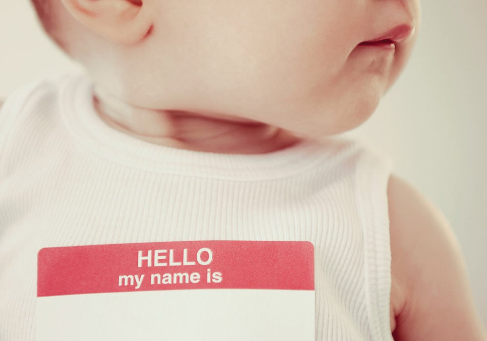 The Top Baby Names Are Actually Nouns - Everything After Z