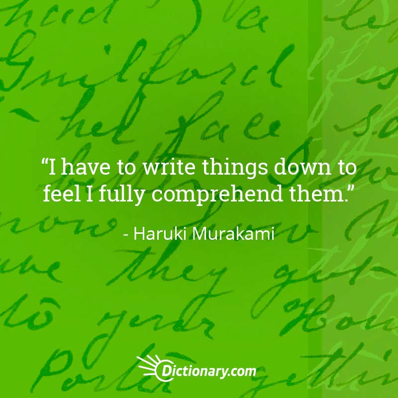 13 Quotes All Writers Will Relate To Everything After Z By