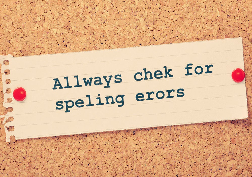 spelling still matters
