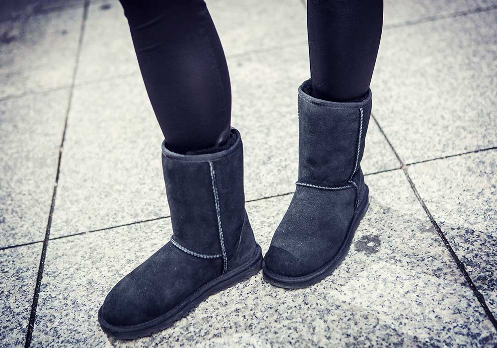 "Where did UGG boots get their name? Is the name really short for ""ugh?"" - Everything After Z by Dictionary.com"