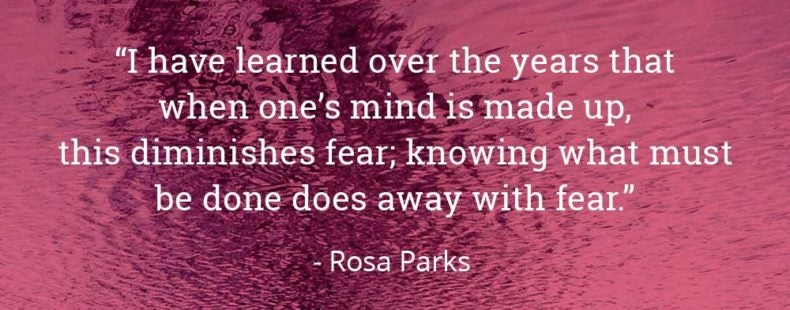 11 Quotes For Facing Your Fears Dictionary Com