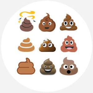 💩 - pile of poo emoji - What does the pile of poo emoji mean?