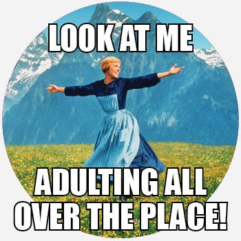 ADULTING