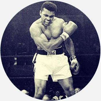 Muhammad Ali Signature Move
