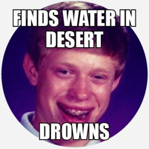 What Does Bad Luck Brian Mean? | Memes by Dictionary com