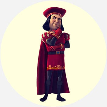 ATW Who Is Lord Farquaad Fictional Characters By