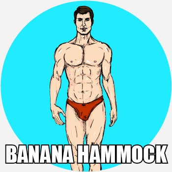 a7485f87b9 What Does banana hammock Mean? | Slang by Dictionary.com