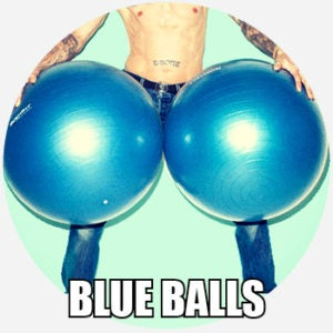 Blue balls syndrom