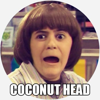 What Does Coconut Head Mean Fictional Characters By Dictionary Com