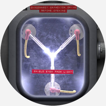 flux capacitor - Dictionary.com