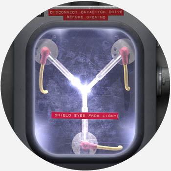 flux capacitor - Dictionary.com