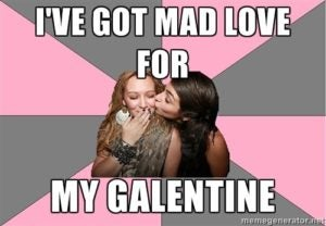 What Does Galentine Mean? | Slang by Dictionary com