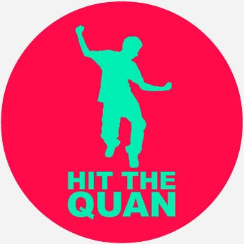 what does hit the quan mean slang by dictionary com