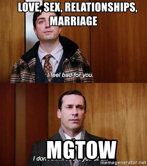 What Does MGTOW Mean? | Acronyms by Dictionary com