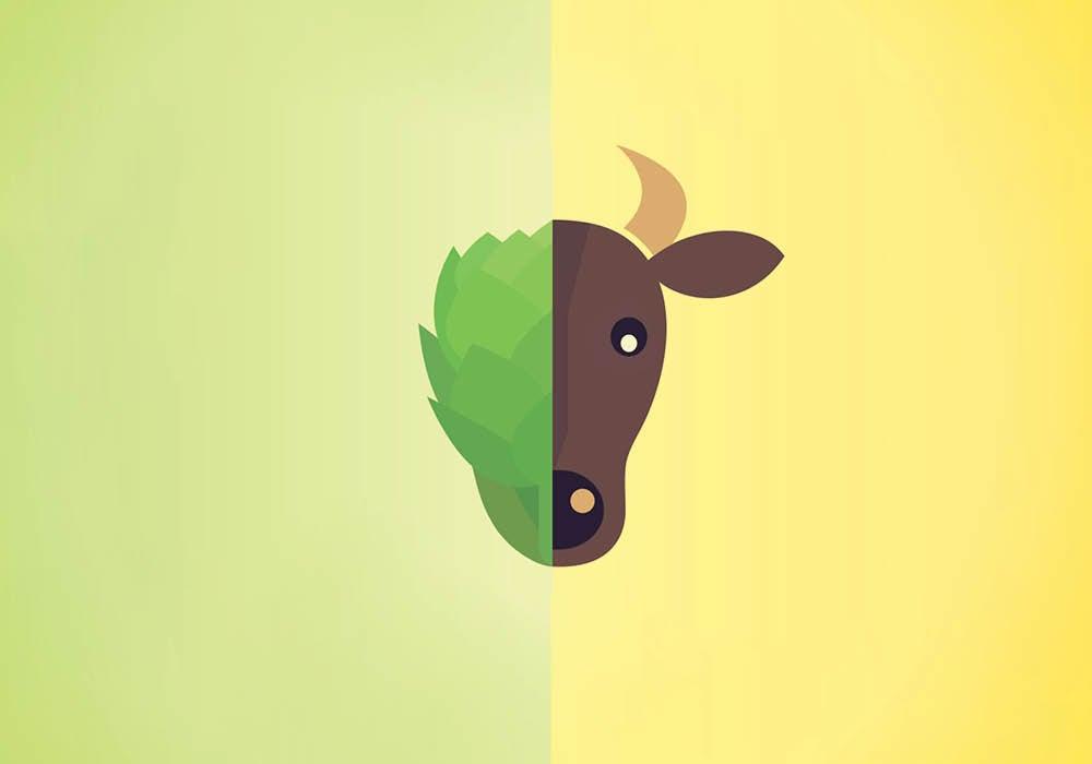 The Wittiest Vegan Names For Animal-alternatives