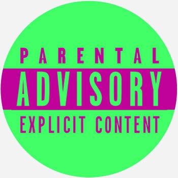 what does parental advisory mean pop culture by dictionary com