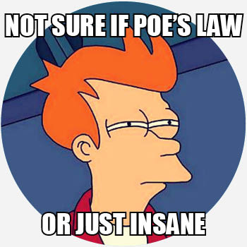 Poe's Law