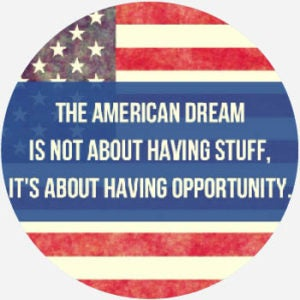 is the american dream possible today