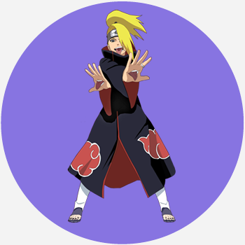 What Does Deidara Mean? | Fictional Characters by ...