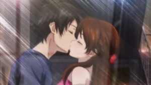 Release Of An Installment Of The Series Kissxsis An Erotic Anime About A Boy Named Keita Whose Twin Step Sisters Ako And Riko Love To Kiss Him And
