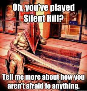What Does Pyramid Head Mean? | Fictional Characters by