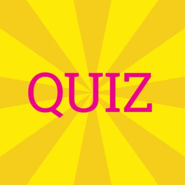 Quizzes on Everything After Z by Dictionary com