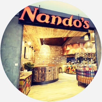 cheeky Nando's