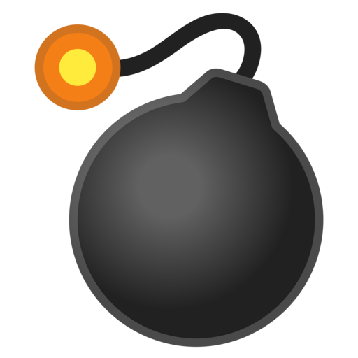 Bombe Emoji
