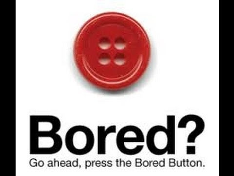 Press the Bored Button to Visit a Random Website!