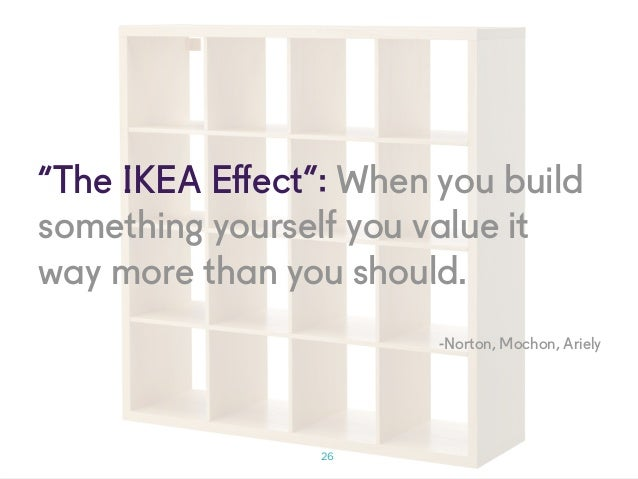 What Does Ikea Effect Mean Pop Culture By Dictionarycom