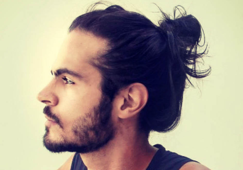 What Does Man Bun Mean Fashion By Dictionary
