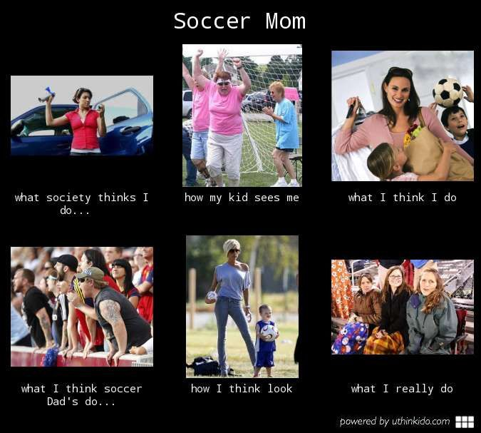 What Does Soccer Mom Mean Slang By Dictionary Com