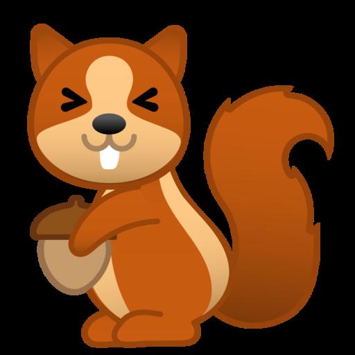 What does 🐿️ - Chipmunk Emoji mean?