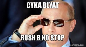 Cyka Blyat - What Does cyka blyat Mean? | Translations by