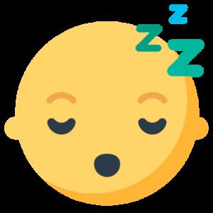 😴 - Sleeping Face Emoji - Emoji by Dictionary com