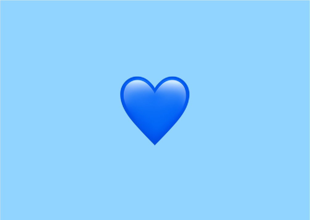 Meaning Of ???? Blue Heart Emoji | Emoji Definitions by Dictionary.com