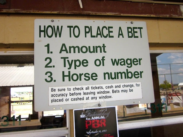 Betting Slang